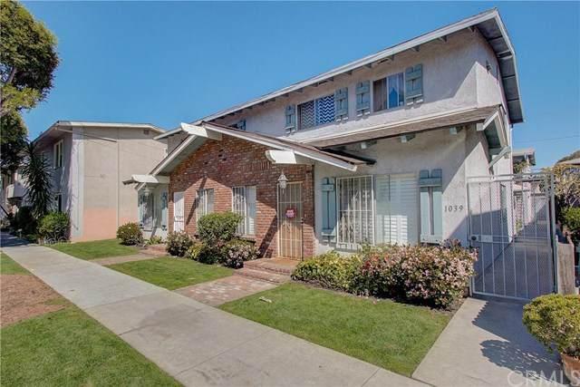 1039 E Appleton Street #8, Long Beach, CA 90802 (#PW20065621) :: Go Gabby