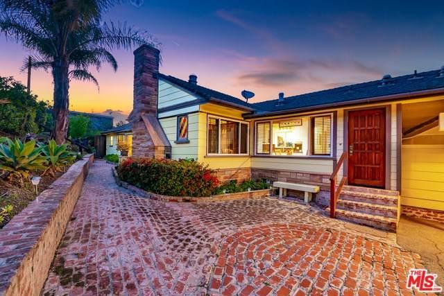 3415 Bonnie Hill Drive, Los Angeles (City), CA 90068 (#20567886) :: Berkshire Hathaway HomeServices California Properties