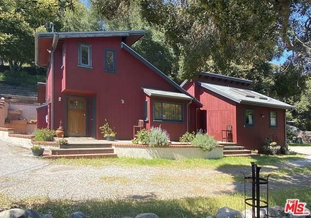 21031 Hillside Drive, Topanga, CA 90290 (#20567986) :: Wendy Rich-Soto and Associates