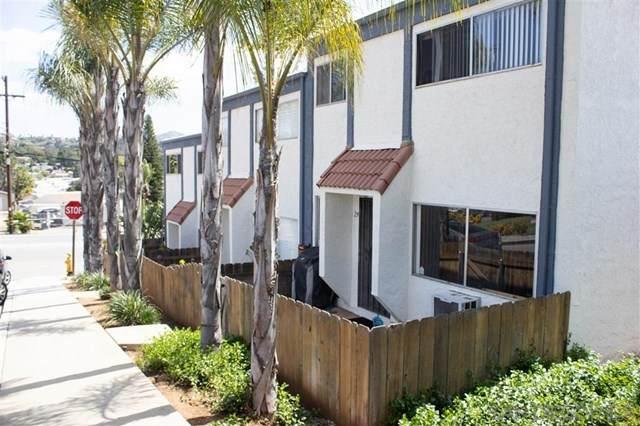 8158 Winter Gardens Blvd #29, , CA 92040 (#200015275) :: Cal American Realty