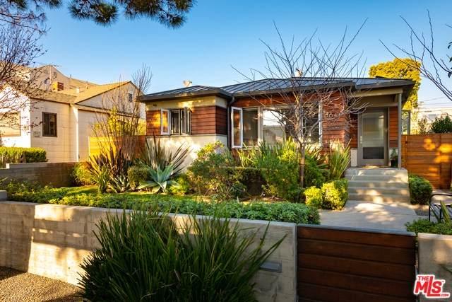 1641 Berkeley Street, Santa Monica, CA 90404 (#20557308) :: Berkshire Hathaway HomeServices California Properties