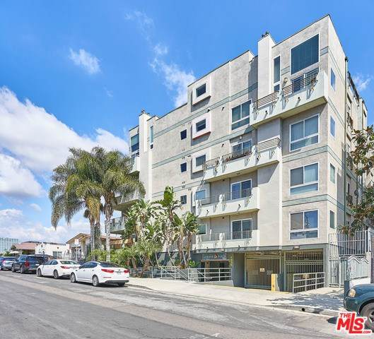 1036 S Serrano Avenue #203, Los Angeles (City), CA 90006 (#20565998) :: Berkshire Hathaway HomeServices California Properties