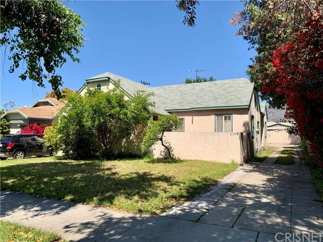 639 W Wilson Avenue, Glendale, CA 91203 (#SR20066028) :: Cal American Realty