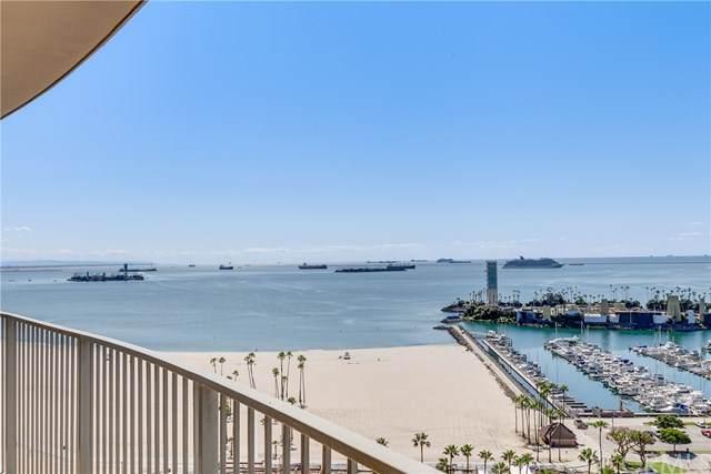 700 E Ocean Boulevard #2407, Long Beach, CA 90802 (#WS20066447) :: Fred Sed Group