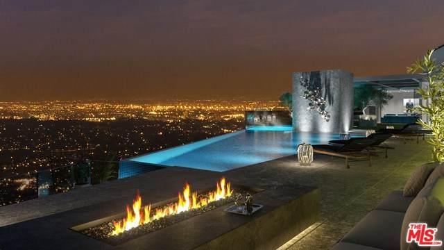 8673 Franklin, Los Angeles (City), CA 90069 (#20568046) :: Berkshire Hathaway HomeServices California Properties