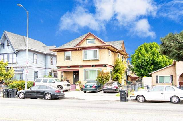 2710 S Normandie Avenue, Los Angeles (City), CA 90007 (#OC20066089) :: Steele Canyon Realty