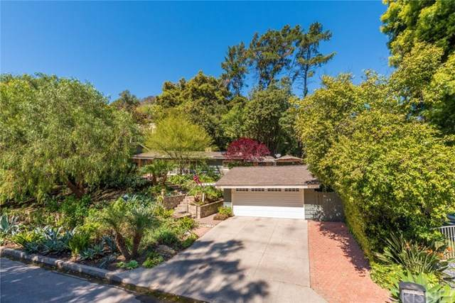 3801 Benedict Canyon Lane, Sherman Oaks, CA 91423 (#SR20066497) :: The Marelly Group | Compass