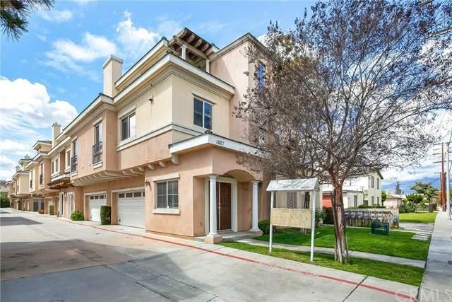 1927 Strathmore Avenue G, San Gabriel, CA 91776 (#AR20065756) :: Berkshire Hathaway HomeServices California Properties