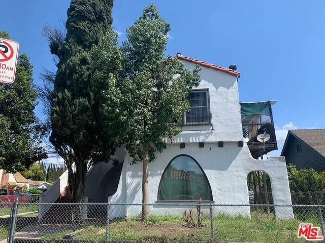 3289 Larga Avenue, Los Angeles (City), CA 90039 (#20567982) :: Cal American Realty