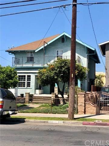 711 Euclid Avenue, Los Angeles (City), CA 90023 (#CV20066619) :: Team Tami