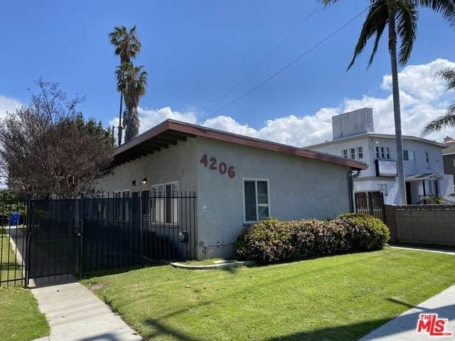 4206 S Centinela Avenue, Los Angeles (City), CA 90066 (#20568128) :: Team Tami