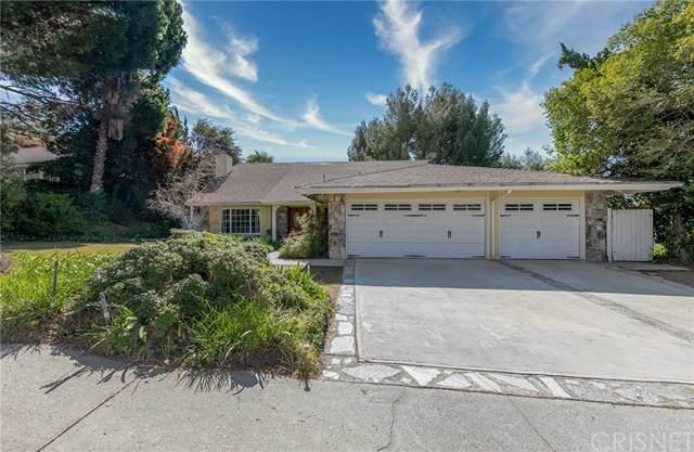 19010 Kinbrace Street, Porter Ranch, CA 91326 (#SR20064426) :: RE/MAX Empire Properties