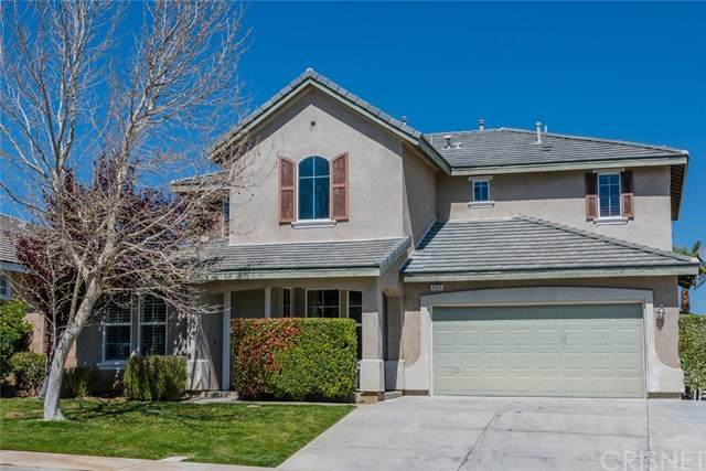 4325 Club Vista Drive, Palmdale, CA 93551 (#SR20066663) :: Allison James Estates and Homes