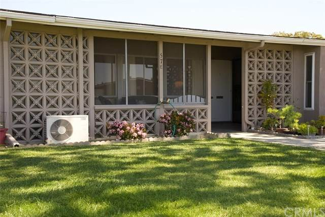 1400 Mayfield Rd. #57E, Seal Beach, CA 90740 (#PW20066653) :: Allison James Estates and Homes