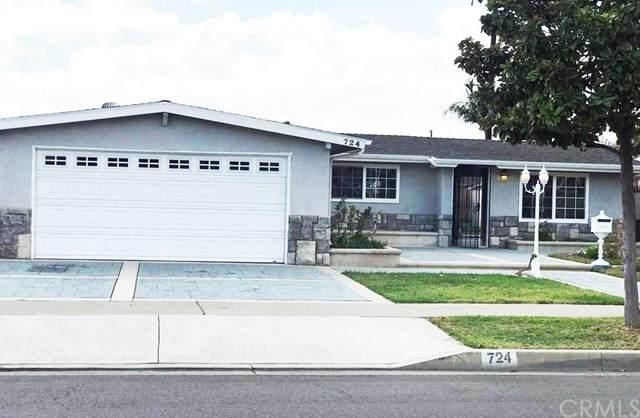 724 N Hart Street, Orange, CA 92867 (#OC20066670) :: Berkshire Hathaway HomeServices California Properties