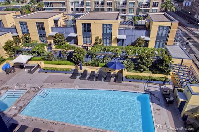 1325 Pacific Hwy #314, San Diego, CA 92101 (#200015354) :: A G Amaya Group Real Estate