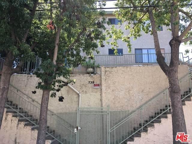 735 W 2ND Street, San Pedro, CA 90731 (#20568100) :: Cal American Realty