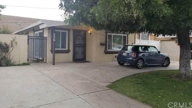256 N Donneybrooke Street, Orange, CA 92868 (#CV20066761) :: Berkshire Hathaway HomeServices California Properties