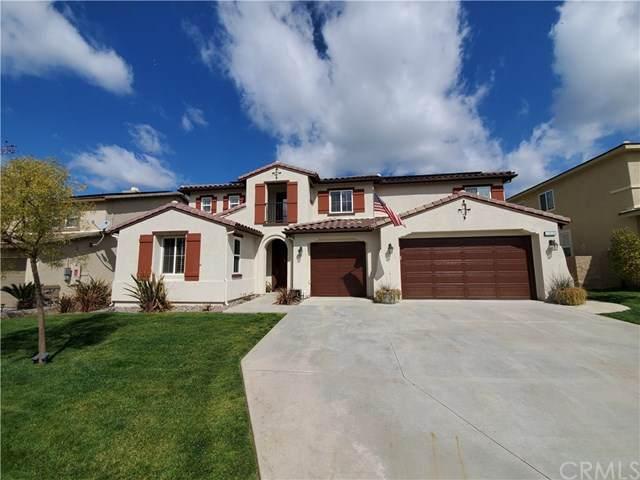 33826 Augusta Circle, Yucaipa, CA 92399 (#IV20066160) :: Case Realty Group