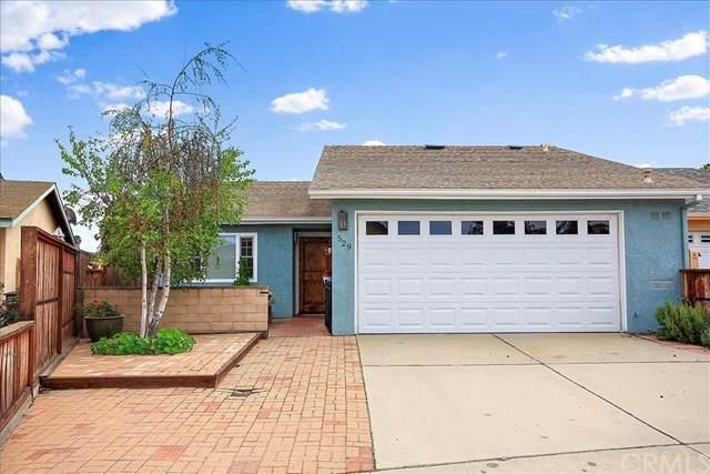 529 Bakeman Lane, Arroyo Grande, CA 93420 (#SP20066665) :: RE/MAX Parkside Real Estate