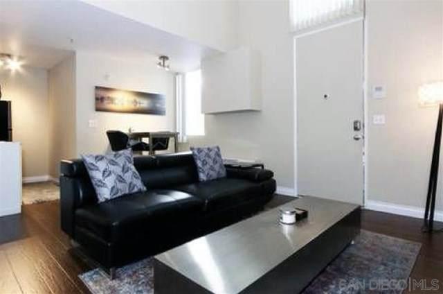 985 Island Ave #1, San Diego, CA 92101 (#200015398) :: A G Amaya Group Real Estate