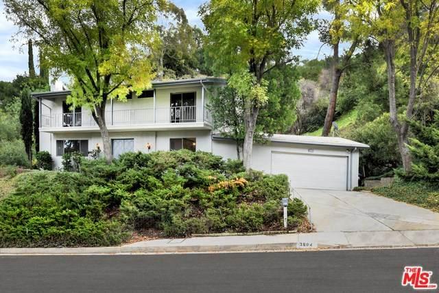 3804 Ballina Canyon Rd. Road, Encino, CA 91436 (#20567784) :: Fred Sed Group