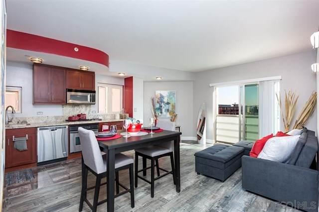 550 15th St #601, San Diego, CA 92101 (#200015423) :: A G Amaya Group Real Estate