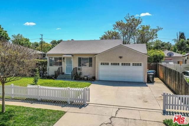 15424 Lemac Street, Van Nuys, CA 91406 (#20564440) :: The Brad Korb Real Estate Group