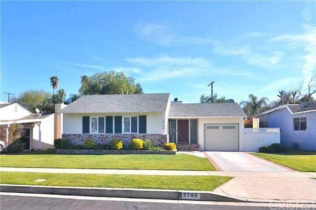 5744 Jamieson Avenue, Encino, CA 91316 (#SR20061571) :: Fred Sed Group