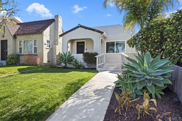 4365 Felton St, San Diego, CA 92104 (#200015437) :: Cal American Realty