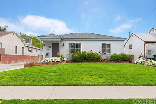 1424 N California Street, Burbank, CA 91505 (#SR20066887) :: The Brad Korb Real Estate Group