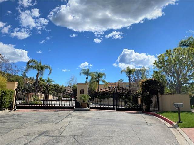 23040 Park Dulce, Calabasas, CA 91302 (#SR20066777) :: Fred Sed Group