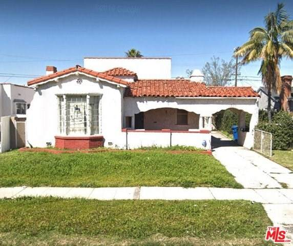 1271 W 83RD Street, Los Angeles (City), CA 90044 (#20568250) :: Case Realty Group