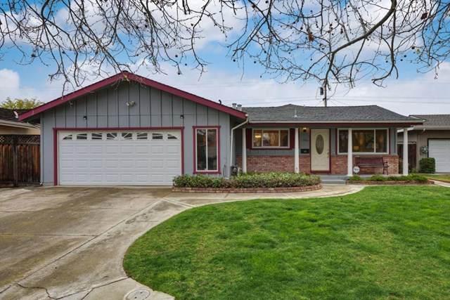 1360 Maria Way, San Jose, CA 95117 (#ML81788313) :: A|G Amaya Group Real Estate