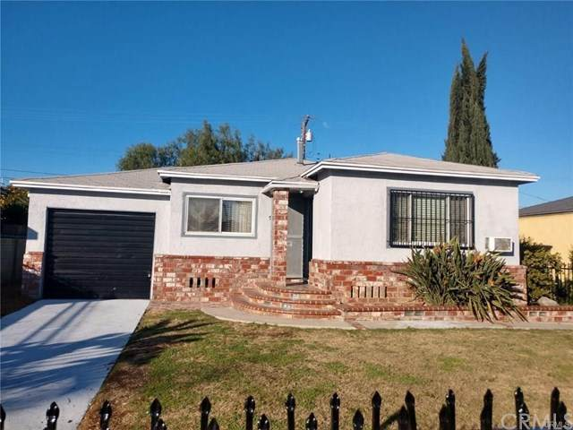 749 W 131st Street, Compton, CA 90222 (#DW20066999) :: RE/MAX Innovations -The Wilson Group