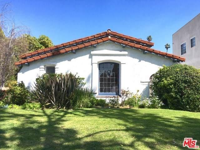 200 S Willaman Drive, Beverly Hills, CA 90211 (#20567904) :: Berkshire Hathaway HomeServices California Properties