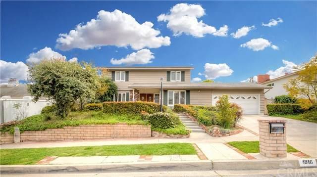 1816 El Paso Lane, Fullerton, CA 92833 (#PW20067093) :: RE/MAX Masters