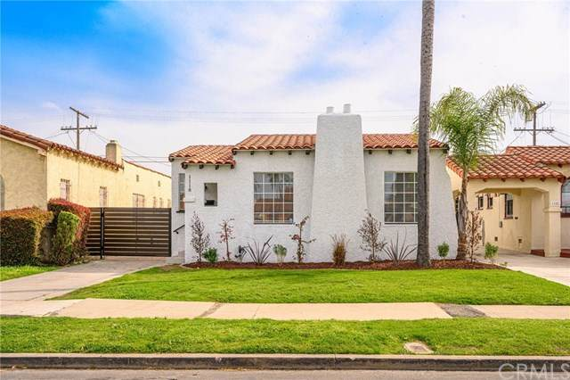 1118 W 81st Place, Los Angeles (City), CA 90044 (#DW20067193) :: Case Realty Group