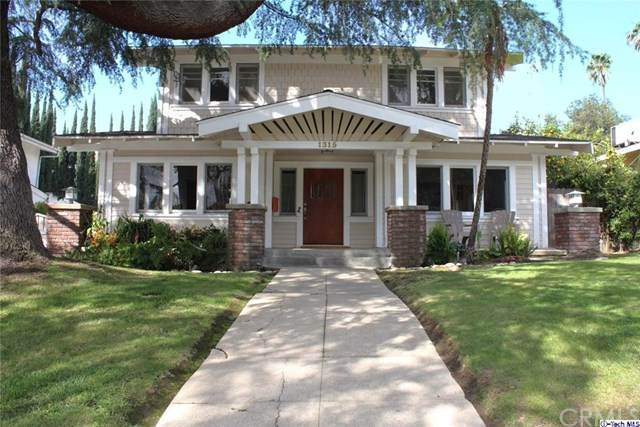 1315 N Campbell Street, Glendale, CA 91207 (#320001186) :: The Brad Korb Real Estate Group