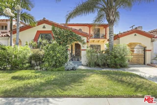 4252 S Bronson Avenue, Los Angeles (City), CA 90008 (#20567942) :: Cal American Realty