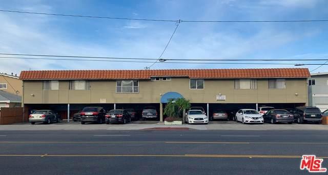 15301 Prairie Avenue, Lawndale, CA 90260 (#20568410) :: RE/MAX Masters
