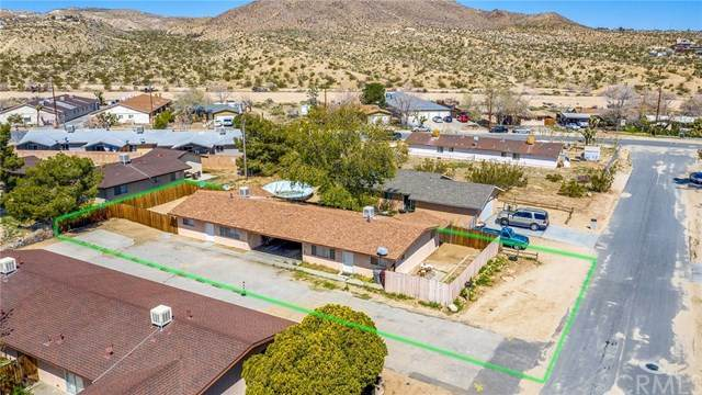 6304 Hermosa Avenue, Yucca Valley, CA 92284 (#JT20065906) :: RE/MAX Masters