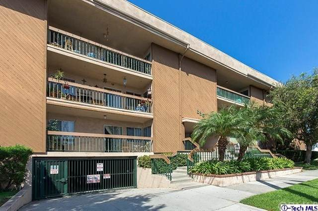 335 N Adams Street #222, Glendale, CA 91206 (#PF20067350) :: The Brad Korb Real Estate Group