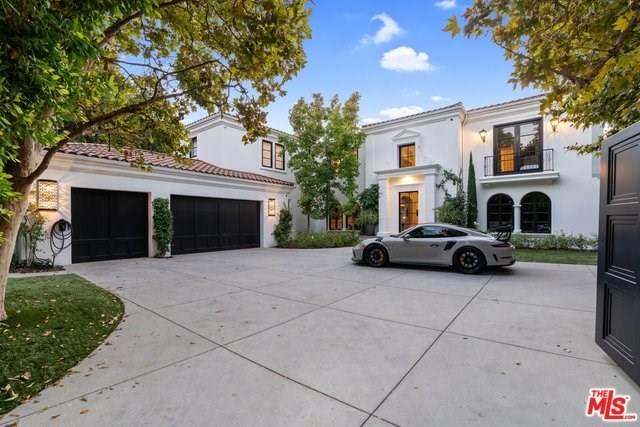 4717 Encino Avenue, Encino, CA 91316 (#20568020) :: The Brad Korb Real Estate Group