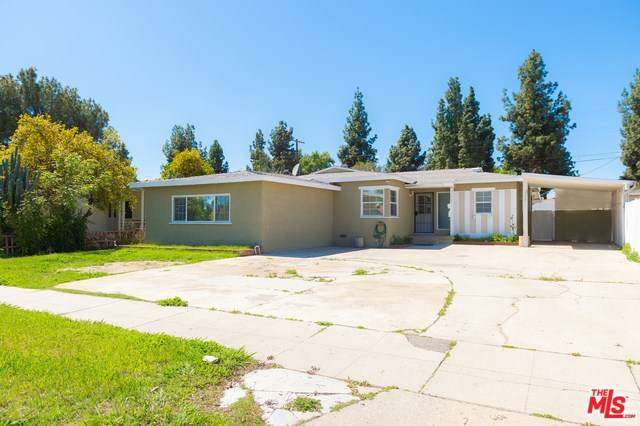 6929 Winnetka Avenue, Winnetka, CA 91306 (#20567770) :: The Laffins Real Estate Team