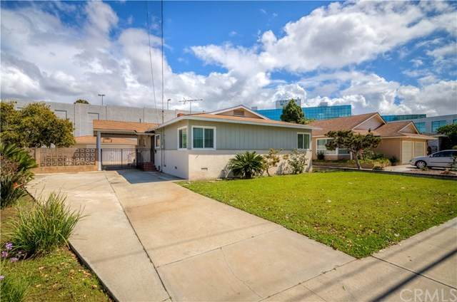 15128 S Berendo Avenue, Gardena, CA 90247 (#SB20067423) :: The Laffins Real Estate Team
