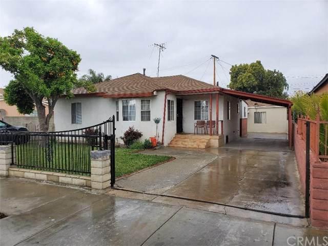 236 E Cleveland Avenue, Montebello, CA 90640 (#MB20067390) :: eXp Realty of California Inc.