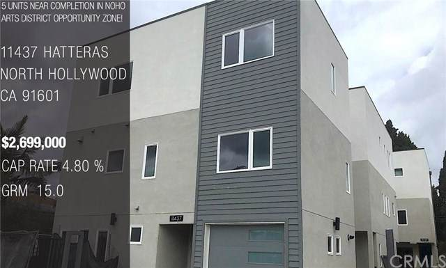 11437 Hatteras, North Hollywood, CA 91601 (#PW20067420) :: Cal American Realty