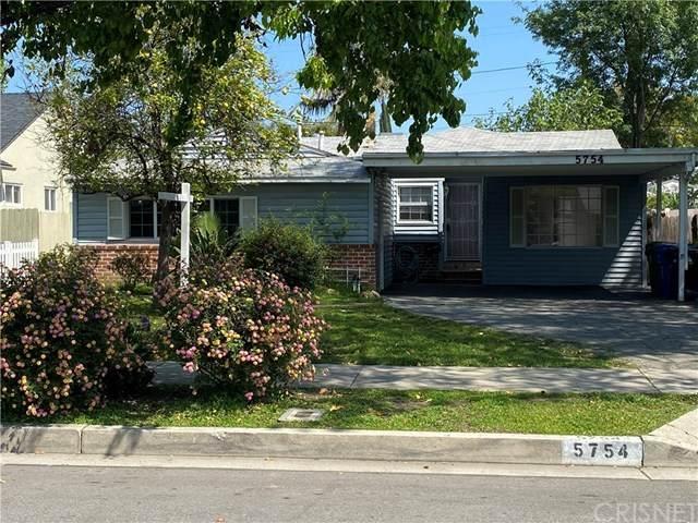 5754 Noble Avenue, Sherman Oaks, CA 91411 (#SR20067497) :: Crudo & Associates