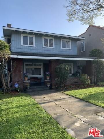 4080 Leeward Avenue, Los Angeles (City), CA 90005 (#20568512) :: Cal American Realty